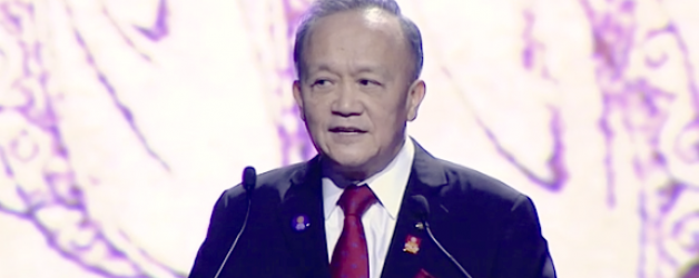 Rotary President Gary Huang's Speech at International Assembly