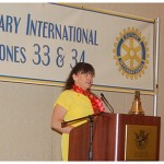 Rotary International Zone 33-34 Institute at Boca Raton Florida