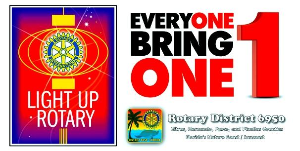 Lifght Up Rotary