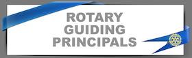 Rotary Guiding Principals - PDG Edward Johnston - District 6950