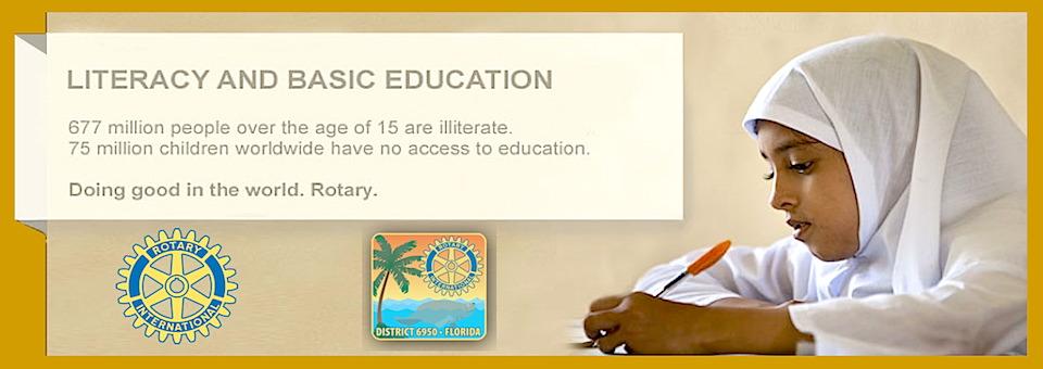 S3 – Rotary Literacy
